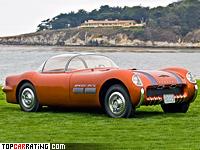 1954 Pontiac Bonneville Special = 193 kph, 233 bhp, 8 sec.
