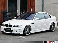 2012 BMW M3 Coupe G-Power (E46) = 300 kph, 450 bhp, 4.8 sec.