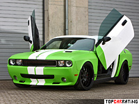 2012 Dodge Challenger SRT8 CCG Automotive Wrapped = 300 kph, 600 bhp, 4 sec.