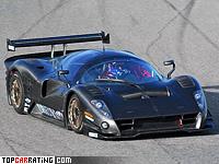 2011 Ferrari P4/5 Competizione = 325 kph, 450 bhp, 3.4 sec.