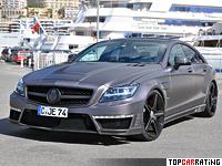 2012 Mercedes-Benz CLS 63 AMG German Special Customs = 350 kph, 750 bhp, 3.7 sec.