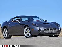 2006 Ferrari 575 GTZ Zagato = 330 kph, 540 bhp, 4 sec.