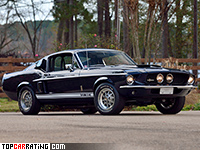 Ford Mustang Shelby GT350 Supercharged  RWD 1967