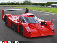 1998 Toyota GT-One Road Version (TS020) = 380 kph, 600 bhp, 3.2 sec.