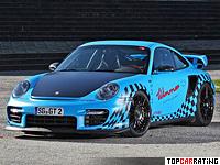 2012 Porsche 911 GT2 RS Wimmer RS = 389 kph, 1020 bhp, 3.4 sec.