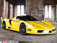 2012 Ferrari Enzo ZXX Edo Competition ZR Exotics = 395 kph, 950 bhp, 3.1 sec.