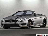2012 Mercedes-Benz SL 63 AMG Wheelsandmore Seven-11 = 320 kph, 700 bhp, 3.9 sec.