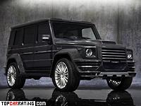 2010 Mercedes-Benz G 55 AMG Mansory G-Couture = 220 kph, 700 bhp, 4.9 sec.