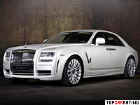 Rolls-Royce Ghost Mansory White Ghost Limited 6.6 litre V12 RWD 2010