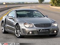 2007 Mercedes-Benz SL 65 AMG Lorinser Nardo 3 = 325 kph, 660 bhp, 4 sec.