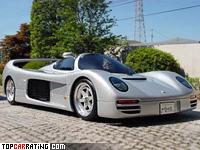 1994 Schuppan 962CR Porsche = 370 kph, 600 bhp, 3.6 sec.