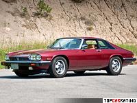1975 Jaguar XJ-S V12 = 246 kph, 289 bhp, 6.8 sec.