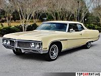 1970 Buick Electra 225 = 210 kph, 370 bhp, 7.3 sec.