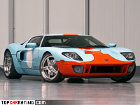 Ford GT Wheelsandmore 5.4 liter V8 supercharger RWD 2009