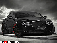 Bentley Continental Supersports Wheelsandmore Ultrasports 702 6 litre W12 twin turchargers AWD 2010