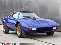 1973 Lancia Stratos HF = 230 kph, 190 bhp, 6 sec.