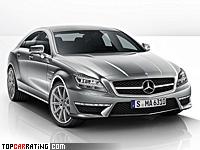 2013 Mercedes-Benz CLS 63 AMG S-Model 4Matic (C218) = 300 kph, 585 bhp, 3.6 sec.