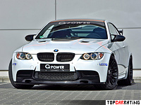 2013 BMW M3 G-Power SK III Sporty Drive RS = 335 kph, 720 bhp, 3.7 sec.