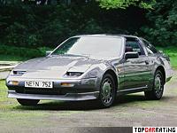 1983 Nissan Fairlady 300ZX Turbo (Z31) = 227 kph, 228 bhp, 6.8 sec.