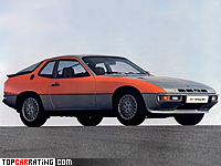 1979 Porsche 924 Turbo Coupe = 229 kph, 170 bhp, 6.9 sec.