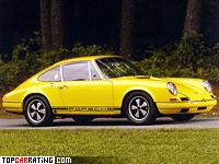 1967 Porsche 911 R 2.0 Coupe (901) = 250 kph, 210 bhp, 6 sec.