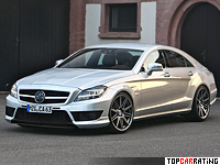 2013 Carlsson CK63 RSR Mercedes-Benz CLS 63 AMG = 340 kph, 700 bhp, 3.9 sec.