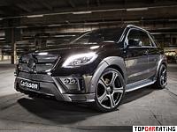 2013 Carlsson CML Royale Revox Mercedes-Benz ML 63 AMG = 300 kph, 625 bhp, 4.4 sec.