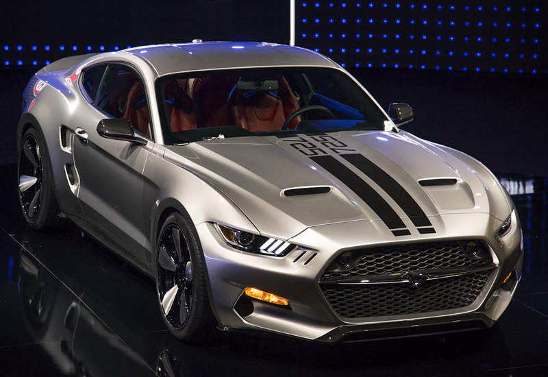 Mustang Rocket Price >> 2015 Galpin Rocket Mustang - specifications, photo, price, information, rating