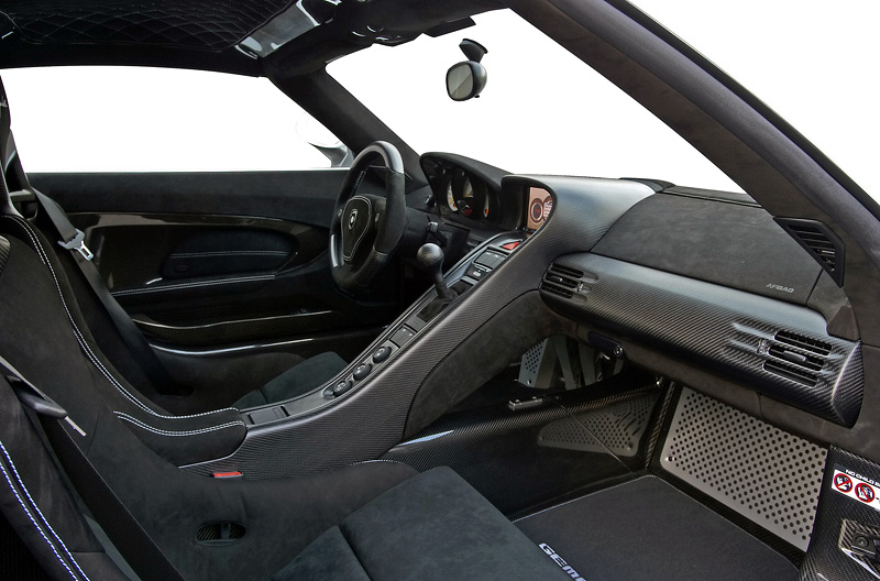 2009 Porsche Carrera GT Gemballa Mirage GT Carbon Edition