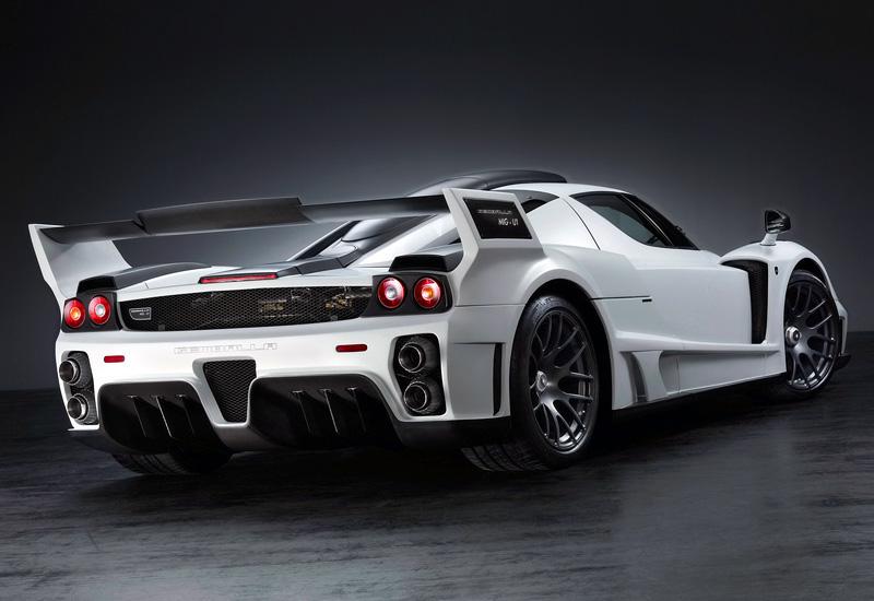 2010 ferrari enzo gemballa mig u1 specifications photo price information rating - Ferrari Enzo 2010