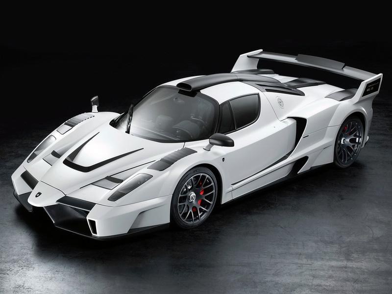 2010 ferrari enzo gemballa mig u1 - Ferrari Enzo 2010