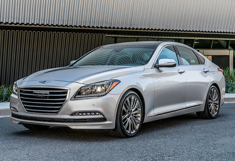 2017 Genesis G80 5 0 Awd Specifications Photo Price