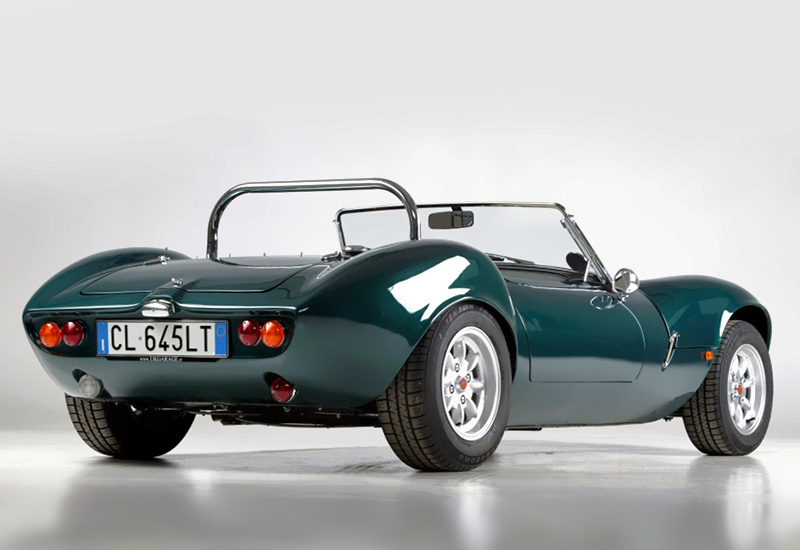 200 Kph To Mph >> 1964 Ginetta G4 - specifications, photo, price, information, rating