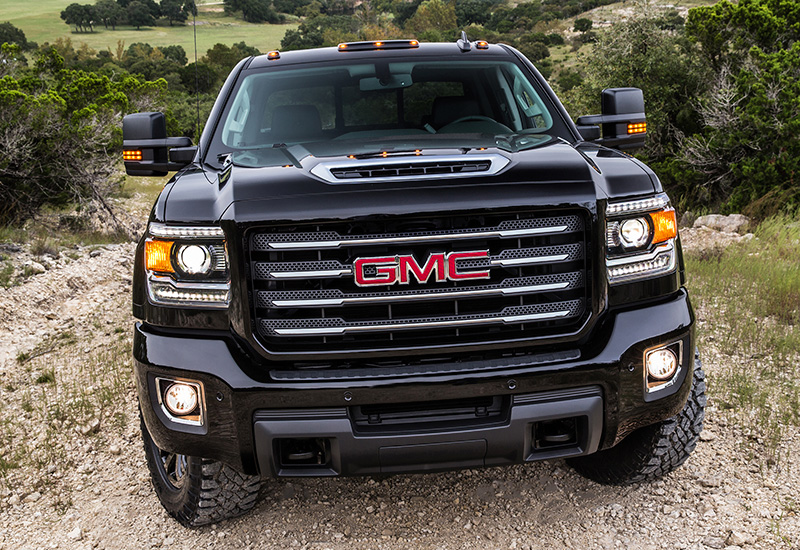 2017 GMC Sierra 2500 HD All Terrain X - specifications, photo, price, information, rating