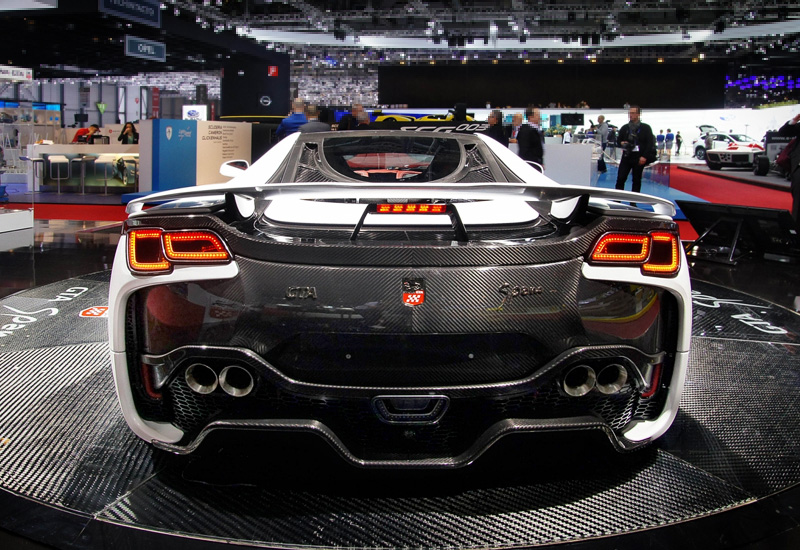 200 Kph To Mph >> 2015 GTA Spano V10 - specifications, photo, price ...