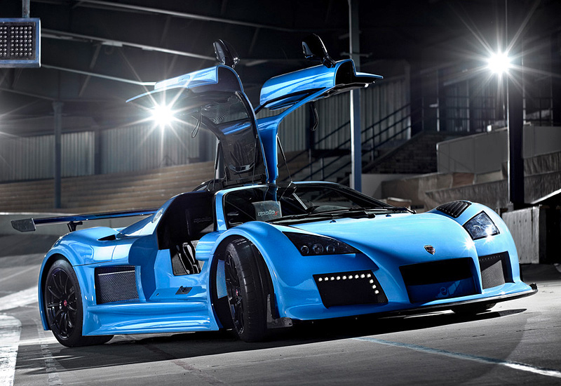 2011 Gumpert Apollo S - specifications, photo, price ...