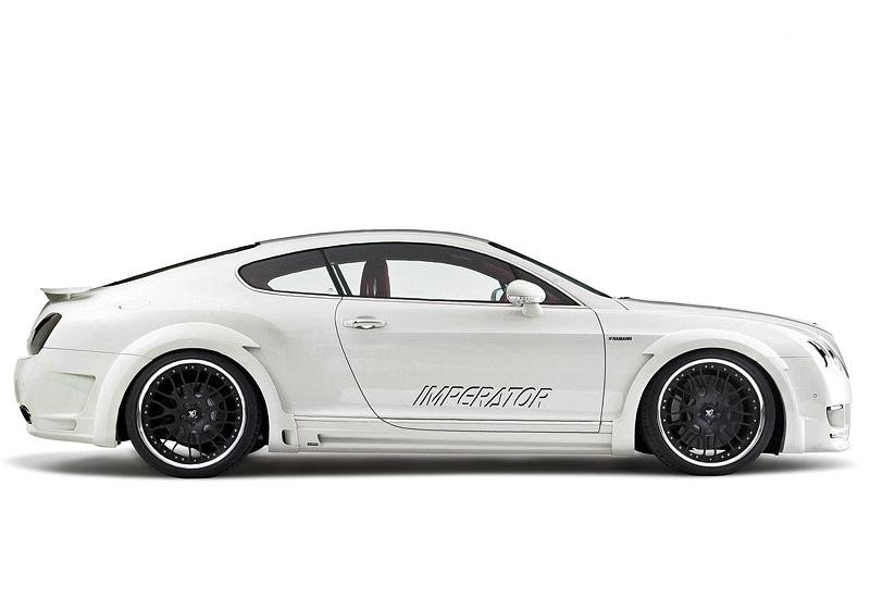 2009 Bentley Continental GT Speed Hamann Imperator