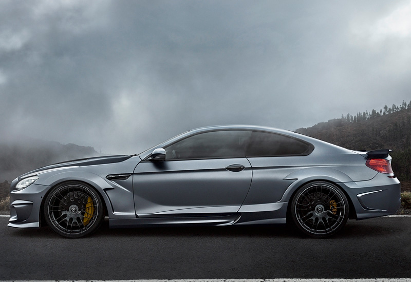 2013 BMW M6 Coupe Hamann Mirr6r Widebody - specifications, photo ...