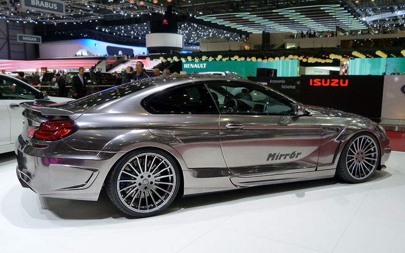 2013 Bmw M6 Coupe Hamann Mirr6r Widebody Specifications