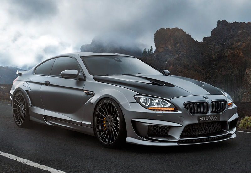 Bmw M6 0 60 >> 2013 BMW M6 Coupe Hamann Mirr6r Widebody - specifications, photo, price, information, rating