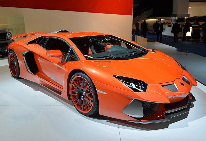 2013 Lamborghini Aventador Lp760 4 Hamann Nervudo Specifications