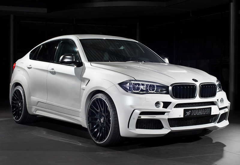 2015 bmw x6 m50d hamann widebody f16 specifications. Black Bedroom Furniture Sets. Home Design Ideas