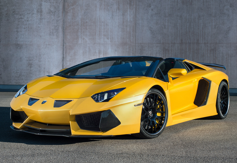2015 Lamborghini Aventador Hamann Nervudo Roadster Specifications