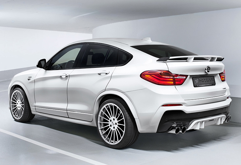 2016 Bmw X4 Xdrive35d Hamann Specifications Photo