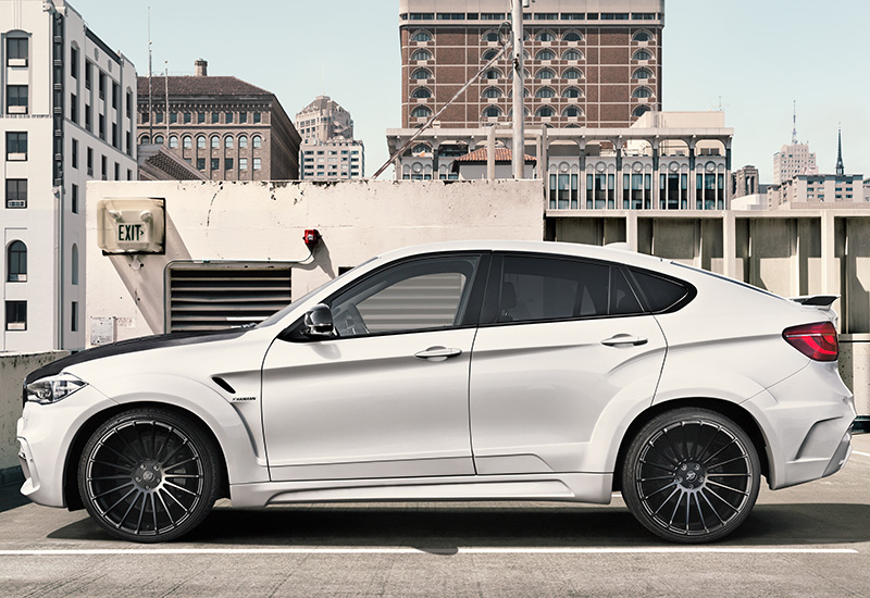 2016 Bmw X6 M Hamann Widebody F86 Specifications