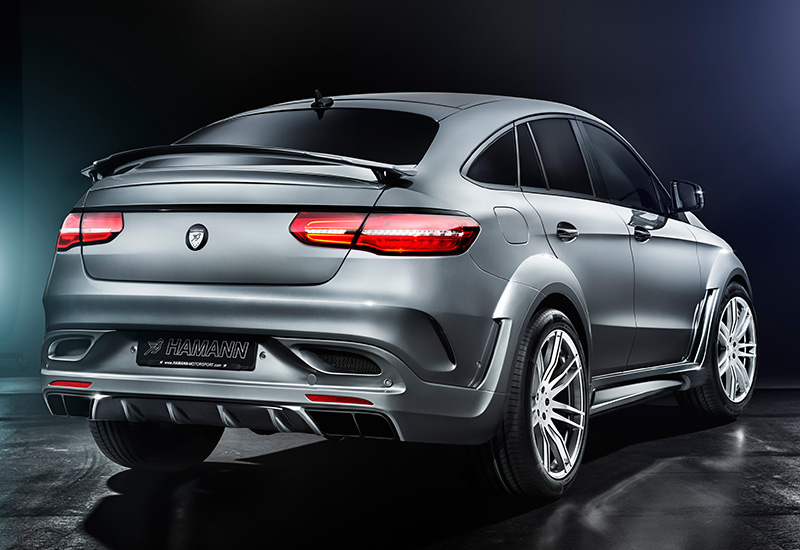 2016 mercedes amg gle 63 coupe hamann specifications photo price information rating. Black Bedroom Furniture Sets. Home Design Ideas