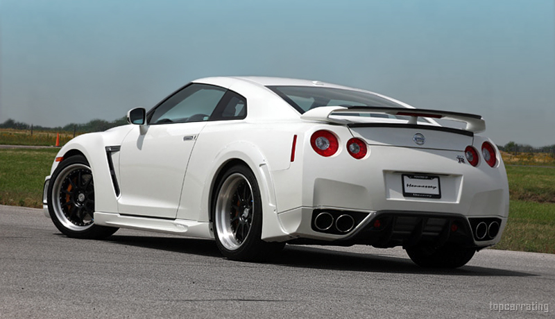 2009 hennessey gtr800 nissan gt r specifications photo. Black Bedroom Furniture Sets. Home Design Ideas
