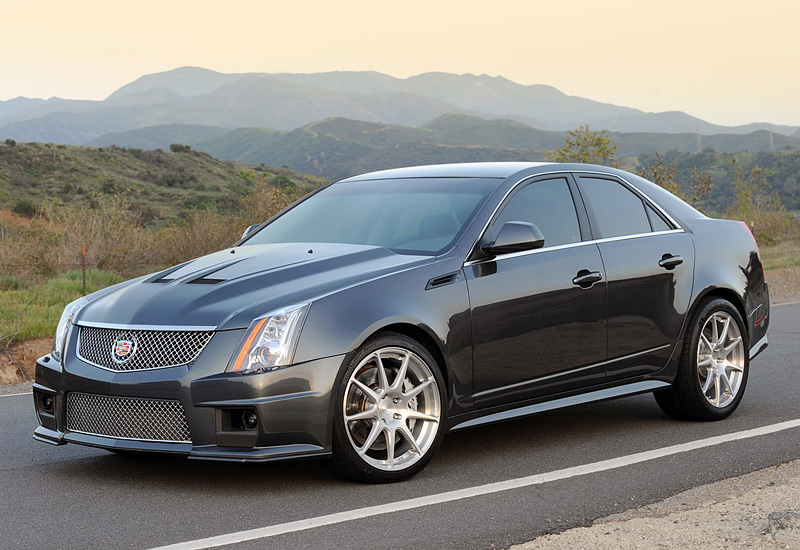 2010 cadillac cts v hennessey v800 specifications photo price information rating. Black Bedroom Furniture Sets. Home Design Ideas