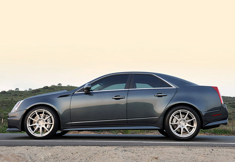 2010 Cadillac CTS-V Hennessey V800 - specifications, photo, price, information, rating