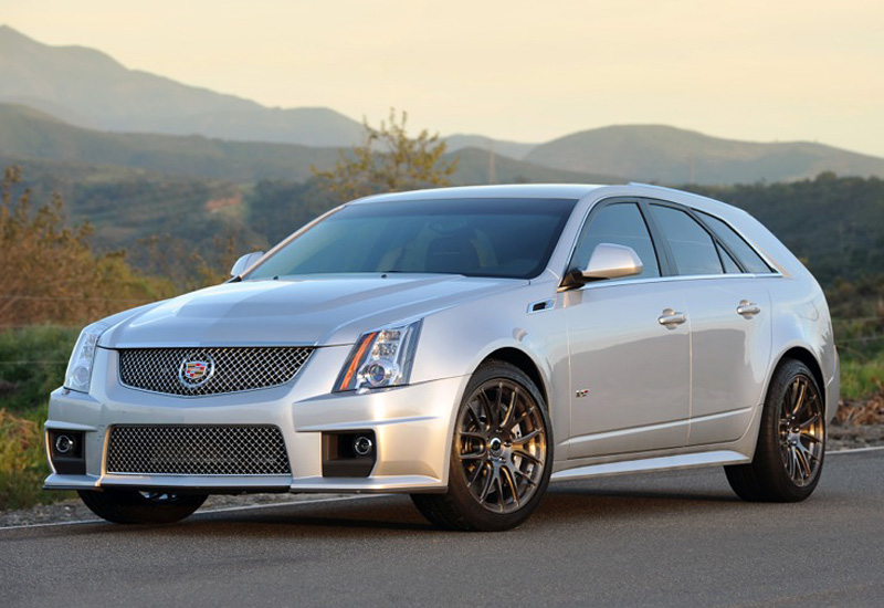 2011 cadillac cts v sport wagon hennessey hpe750. Black Bedroom Furniture Sets. Home Design Ideas